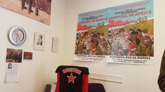 """Pride antirazzista e dei """"Terroni uniti"""", da Napoli alle strade di Pontida"""