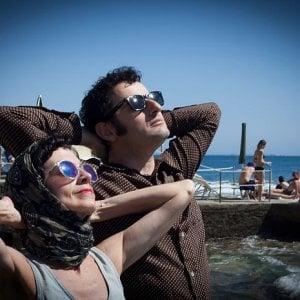 Il duo Frosini/Timpano arriva in Campania