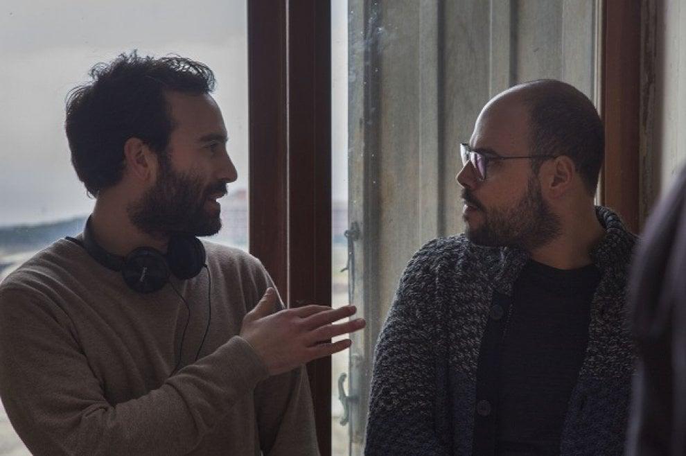 """""""Uomo in mare"""" con Marco D'Amore """"corto d'argento"""" ai Nastri 2017"""