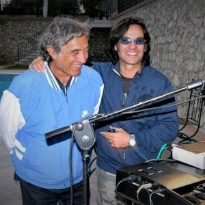 Fred Bongusto, l'omaggio di Diego Moreno