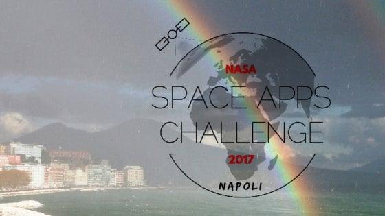 """Torna a Napoli il """"Nasa Space Apps Challenge"""""""