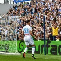 Il Napoli frena, Milik evita la sconfitta