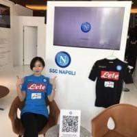 Il Napoli è sempre più 'cinese': il club azzurro ha partecipato al Festival