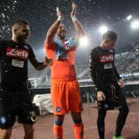 Napoli, troppi gol subiti il rebus ancora irrisolto nel calcio show di Sarri