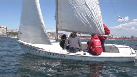 Progetto Jonathan, alla Tre Golfi un minorenne africano arrivato su un barcone