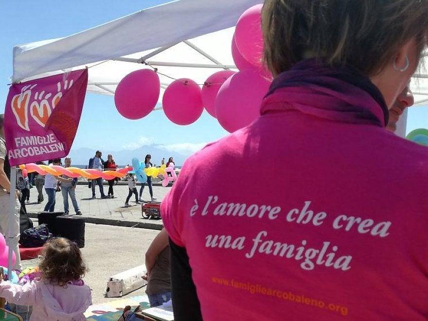 Sul lungomare di Napoli la Festa delle Famiglie 2017