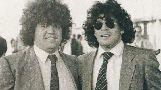 Maradona su Messi: