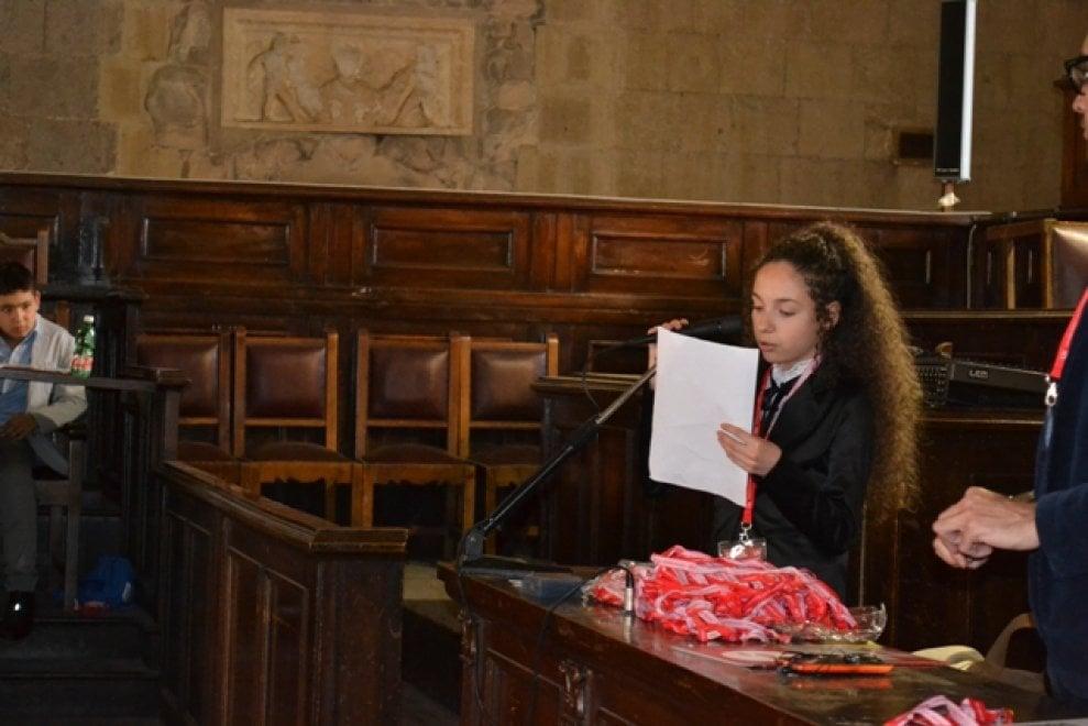 Imun Middle School Napoli, tre studentesse di scuola media le migliori delegate