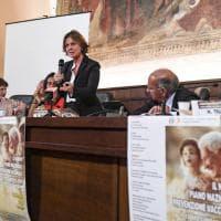 Il ministro Lorenzin a Napoli: