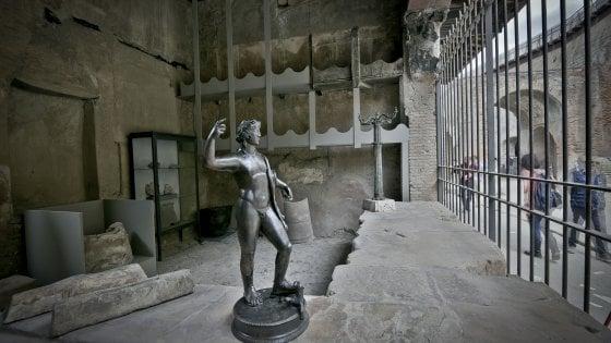 """Rivivono le botteghe dell'antica città di Ercolano: """"Sarà museo a cielo aperto"""""""