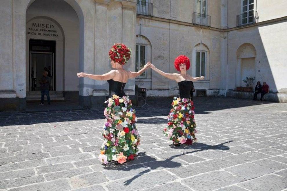 A piedi nudi festival, danza e natura al Vomero