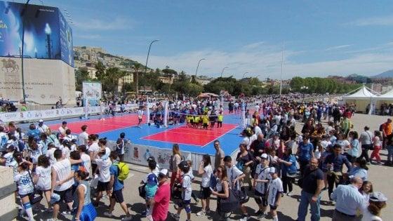 Volley: Vesuvio Cup, al Palabarbuto tre giorni di eventi con Andrea Lucchetta