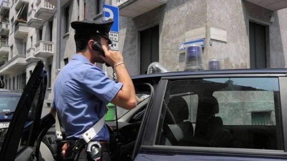 Tredici rapine in quattro mesi, arrestato nel Napoletano