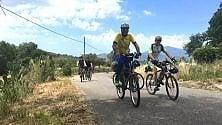 Nasce la via Silente in bici per 600 km
