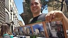 """Con """"Napoli Pop-Up""""  i monumenti tascabili"""