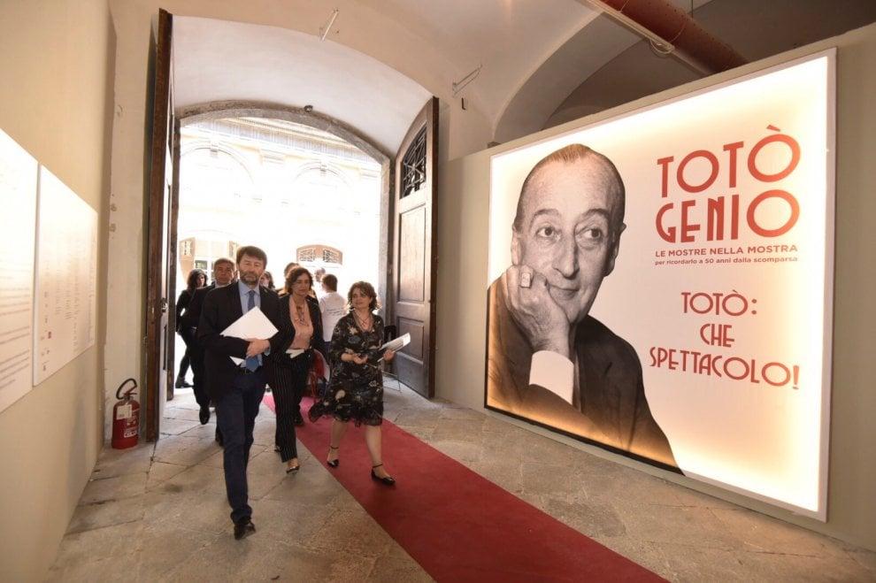 Franceschini a Palazzo Reale e ai Girolamini
