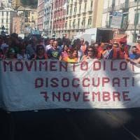 La denuncia dei Disoccupati 7 Novembre: