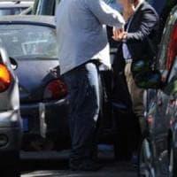 Salerno, incubo parcheggiatori abusivi