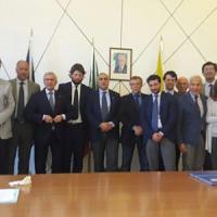 L'Ordine degli Ingegneri di Napoli tiene il suo consiglio nella sede della municipalità di Piscinola