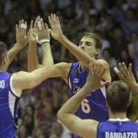 Volley al Palabarbuto: l'Italia batte l'Argentina