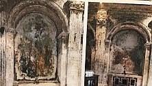 Torna dopo il restauro l'effige della Madonna