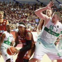 Sidigas Avellino battuta dalla Reyer. Venezia vince 88 – 77 e pareggia