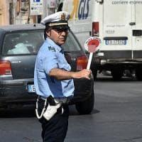 Benevento: controlli in centro storico della polizia municipale