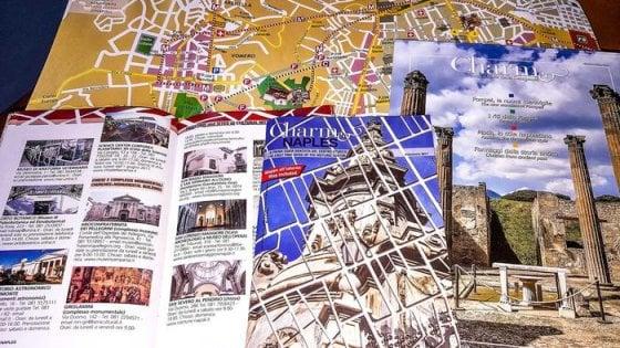 """""""Charme Napoli"""": guida turistica del Centro storico"""