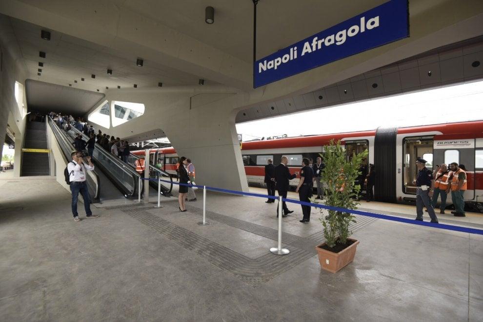 La porta del sud il nuovo hub ferroviario ad afragola 1 for Ad arredamenti afragola
