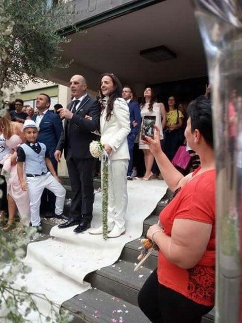 Orta di Atella, prima unione civile: è di Pasquale e Antonio dopo 24 anni di convivenza