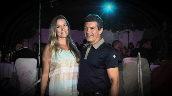"Global, Banderas a Ischia per presentare ""Black Butterfly"""