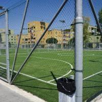 Afragola, alle Salicelle campi sportivi, orti urbani e playground basket per tutta la città