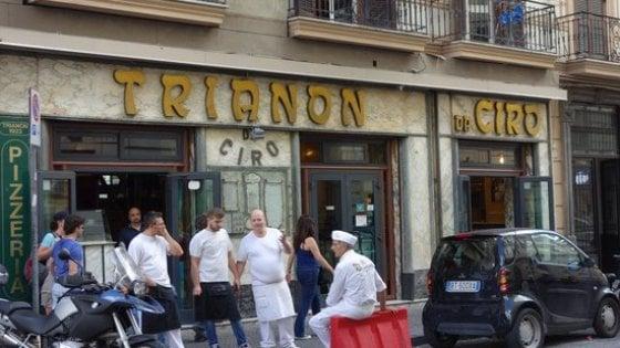 La pizzeria Trianon da Ciro al gran Galà di beneficenza del Lions Club a Villa Signorini