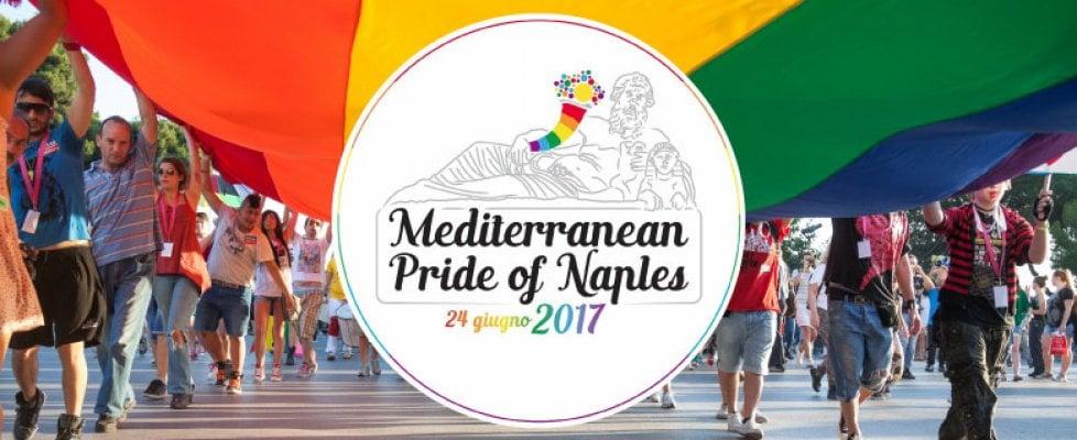 """Diritti civili, Arcigay presenta il """"Mediterranean pride of Naples 2017"""""""