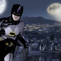 Napoli come LA, omaggio a Batman-Adam West firmato Ruggiero