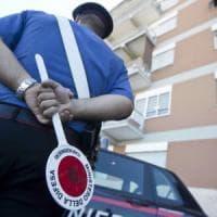 Violenza donne: calcio e pugni alla compagna incinta, arrestato nella Provincia di Caserta