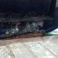Ischia, nave urta banchina, 55 feriti lievi