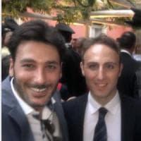 De Luca jr con il figlio del procuratore Lembo: è polemica