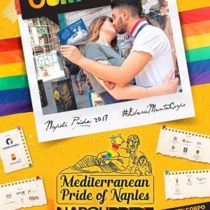 Sabato il Mediterranean Pride a Napoli su corpo e libertà