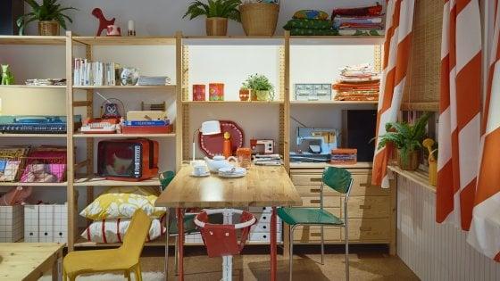 Lettere Di Legno Ikea : Ikea museum la storia di unazienda e delle nostre case repubblica.it