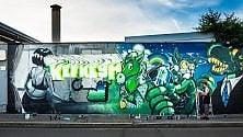 Riqualificazione attraverso la Street Art