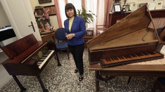 """Conservatorio di San Pietro a Majella, restaurato il piano a cristalli: """"Ce ne sono soltanto tre al mondo"""""""