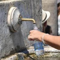"""Siccità: a Benevento un' ordinanza per limitare il consumo d'acqua. E De Luca: """"..."""