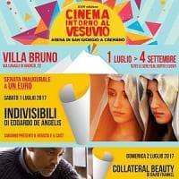 Cinema intorno al Vesuvio trasloca a San Giorgio a Cremano