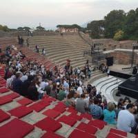 """L'Orestea diretta da Luca Fusco apre """"Pompeii Theatrum Mundi"""", in mille al Teatro Grande"""