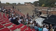 """L'Orestea apre """"Pompeii Theatrum Mundi"""""""