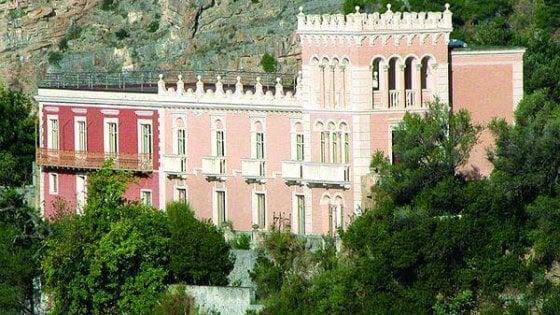 Villa Presidenza Repubblica Napoli