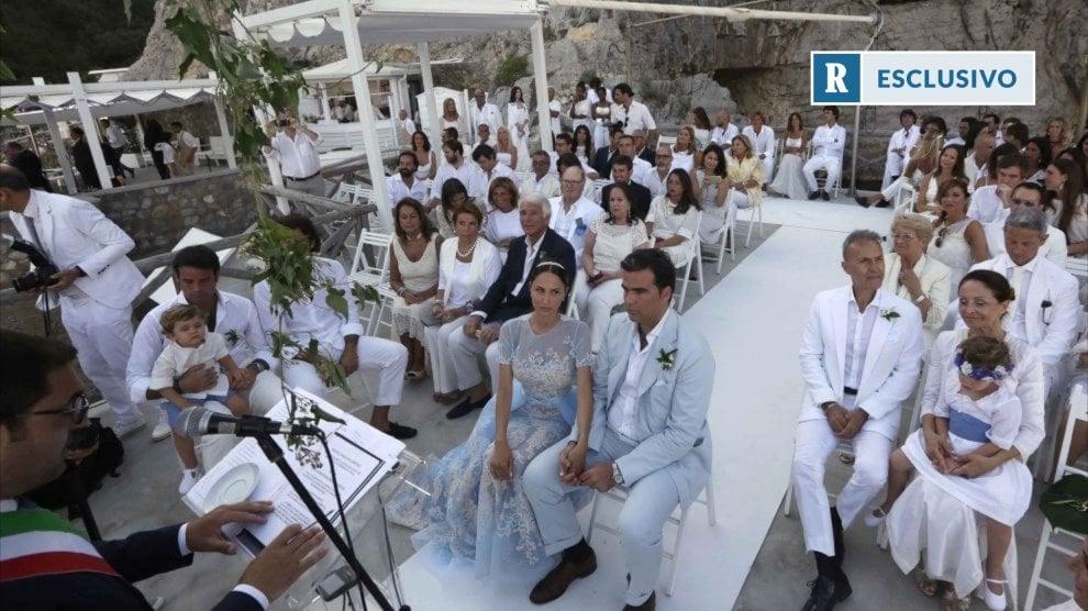 Matrimonio Romano E Napoletano : Massa lubrense il matrimonio di lusso noemi letizia