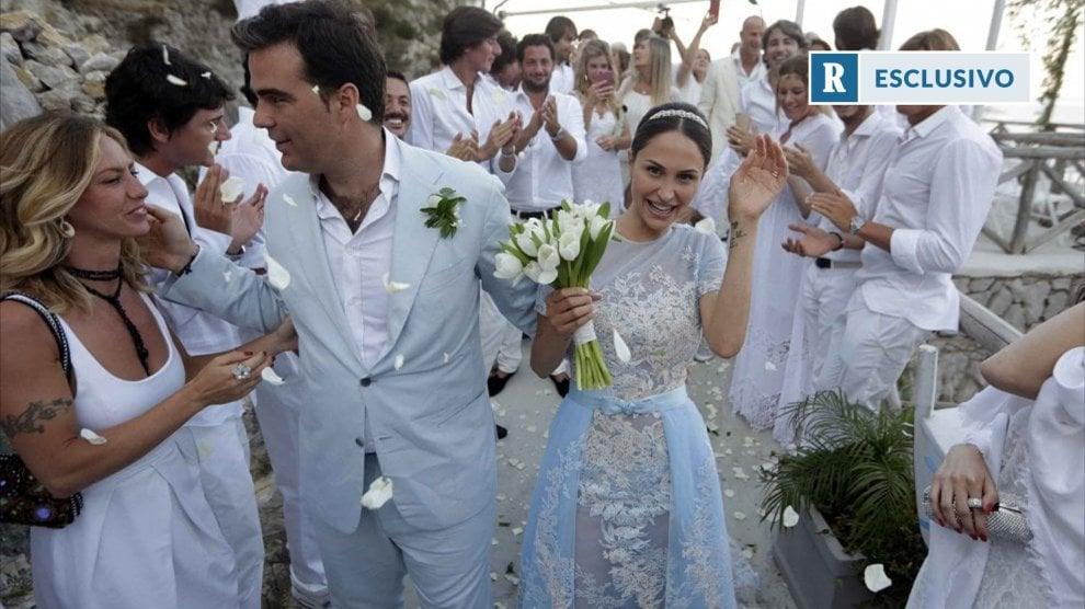 Matrimonio Letizia Romano : Massa lubrense il matrimonio di lusso noemi letizia