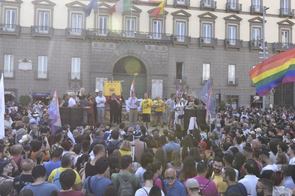 Mediterranean Pride, migliaia in piazza per i diritti